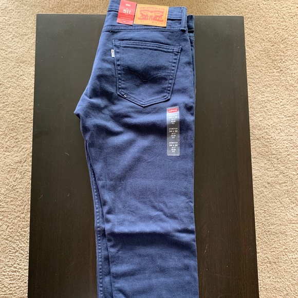 Levi's Other - Men's Levi 511 jeans. Size 34 x 32.